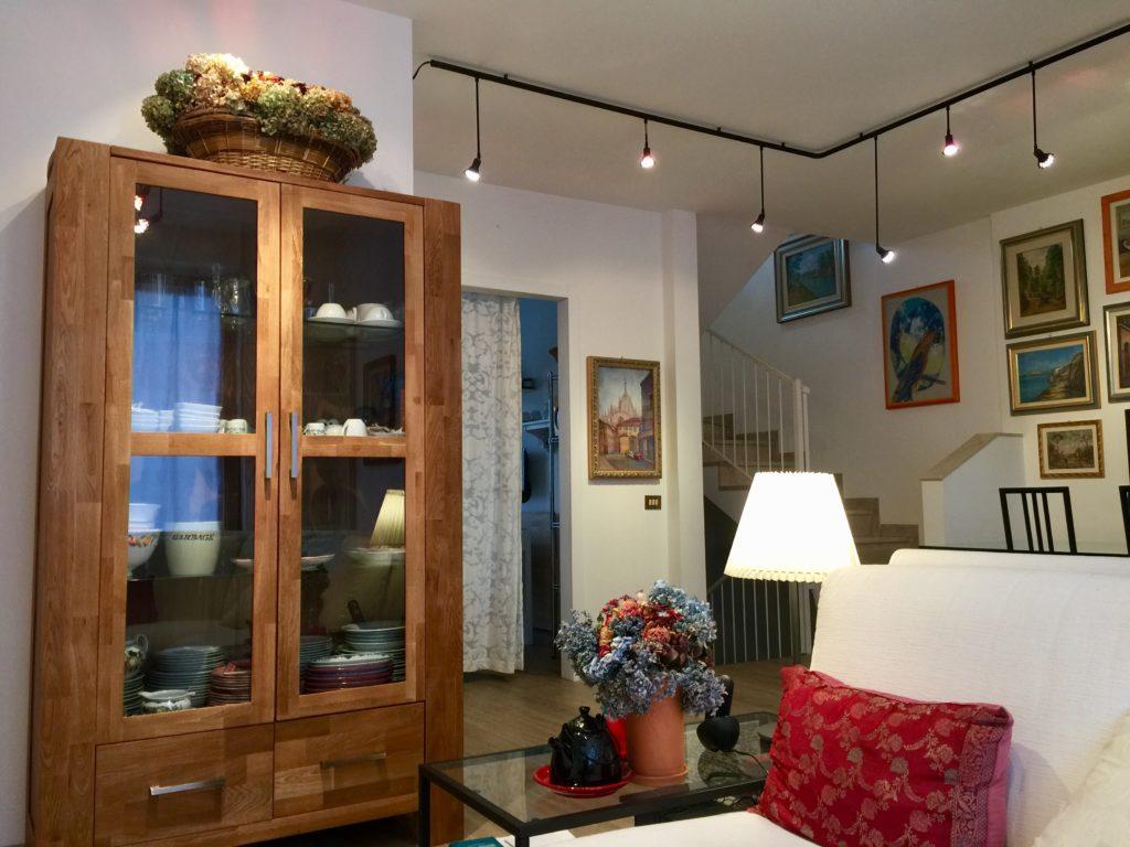 Rana B&B living room